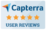 Capterra Reviews Badge - QuickSilk Reviews