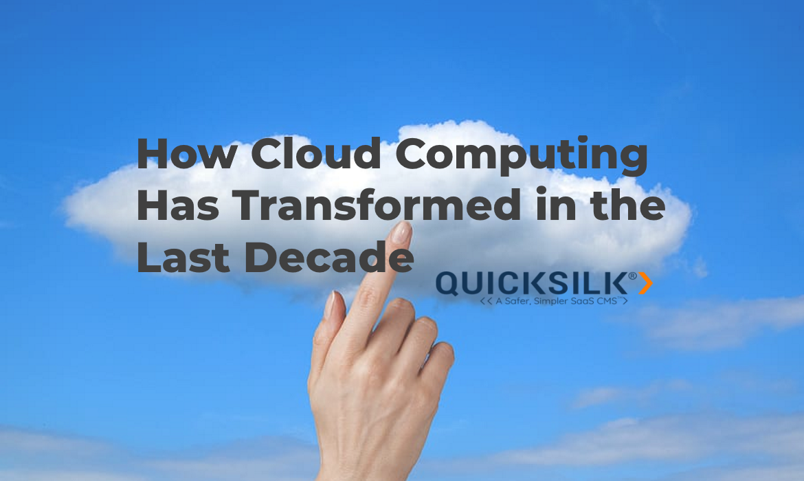 How Cloud Computing Transformed in the Past Decade
